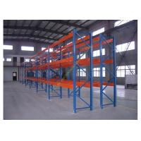 Buy cheap Heavy Duty Storage Pallet Racking Shelves System with Powder Coating from wholesalers