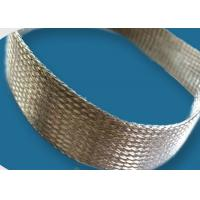 Buy cheap Automotive Stainless Steel Braided Sleeving Cable For Hose Covering Protection from wholesalers