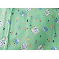 Buy cheap Dyed And Printing Organic Flannel Fabric For Baby Clothing Twill Style from wholesalers