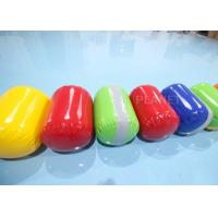 Buy cheap 50cm Dia 60cm Height Multiple Colour Inflatable PVC Cylindrical Buoy from wholesalers