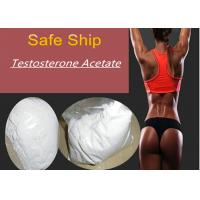 Wholesale Strongest Hormone Raw Anabolic Steroid Powder Testosterone Acetate CAS1045-69-8 from china suppliers