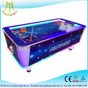 China Hansel small indoor air hockey machine kids entertainment game machine on sale