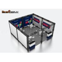 Buy cheap 20x20 Truss Trade Show Booth Display Aluminum Fair Stand For Advertising from wholesalers