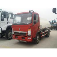 Wholesale 6 Wheels Oil Tanker Truck 91HP Diesel Engine 5 Ton Payload Capacity from china suppliers