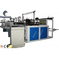 Buy cheap Grocery Plastic Bag Making Machine Double Servo Motor Length Fixing High Automation from wholesalers