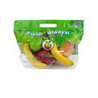 Buy cheap Eco Reusable Clear Fresh Fruit Bags Stand Up Food Grade For Grape / Cherry from wholesalers