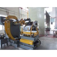 Buy cheap Low Noise Plate Sheet Leveling Machine / Equipment Automated Stamping Feeding from wholesalers