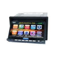 Buy cheap 2 Din Touch Screen GPS Car DVD Bluetooth Player with Digital Panel from wholesalers