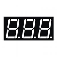 Wholesale 0.56 Inch Red Triple Digit 7 Segment Numeric Display Low Current Operation from china suppliers