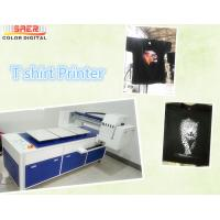 Buy cheap Three Working Tables A3 Size T Shirt Printing Machine 2065 * 1705 * 1240mm from wholesalers