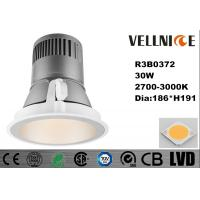 Buy cheap Pure Aluminum Low Voltage LED Recessed Lighting for Commercial Lighting / Model Rooms IP20 30W/R3B0372 from wholesalers