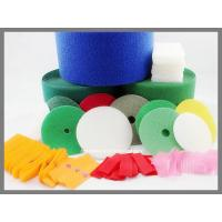 Buy cheap velcro brand stick on tape Coloured polyester Dots Circle hook and loop tape for sewing,Strong Sticky from wholesalers