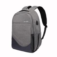 Buy cheap Laptop backpack for men women, 15.6 inch Anti Theft Laptop Backpack Gray Back Pack from wholesalers