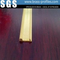 Faxtory Price Decorative Copper Material / Brass Profiles 180mm Cross Section