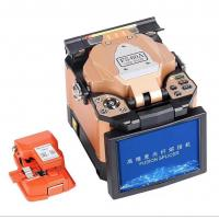 Buy cheap Automatic Fiber Optic Tools 7800mAh Battery Fusion Splicing Machine With Screen from wholesalers