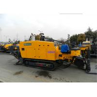 Buy cheap 250 KW Horizontal Directional Drilling Rig / Directional Boring Used In Water Piping from wholesalers