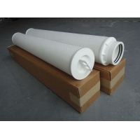 Buy cheap PTFE Film PP Pleated Filter Cartridge from wholesalers