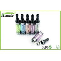 Buy cheap Original Ce4 E Cig Rebuildable Atomizer T2 Clearomizer 2.4ml With No Burning Smell from wholesalers