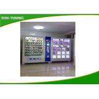 Commercial Business Fresh Food Vending Machine LCD Display For Advertising Manufactures