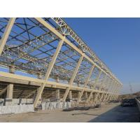 Buy cheap Contractor Fabricator Producing Frame Commercial Steel Buildings ASD Design Standards from wholesalers