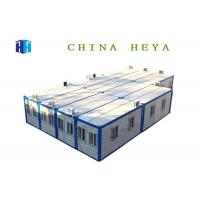 Buy cheap Metal Steel Frame Prefab Container House Freight Container Homes Easy To Install from wholesalers