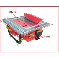 Buy cheap 600W 180mm mini electric tile cutter/tile cutting machine for 45 degree,tile saw,stone saw, brick saw from wholesalers