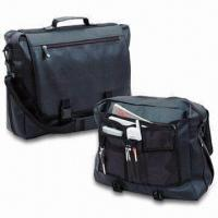 Wholesale Koskin Messenger Bag with Top Rubber Carry Handle, Available in Black from china suppliers