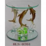 Buy cheap Glass aroma burner,glass oil burner,glass oil diffuser,glass incense burner from wholesalers