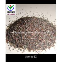 Buy cheap Garnet sand  as sandblasting mineral for wet and dry sandblasting applications from wholesalers