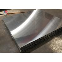Buy cheap Hot Press Machine Thermal Insulation Board / Mirror Finish Stainless Steel Sheet from wholesalers