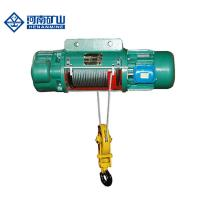 Buy cheap 100kg Mini Size Electric Rope Hoist , Hard Gear Surface Drywall And Panel Hoist from wholesalers