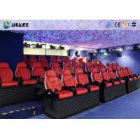 Buy cheap Various Special Effects 5D Theater With 5D Motion Chair For Fantastic Future product