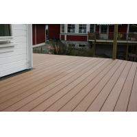Buy cheap Superior landscape WPC Deck Flooring For Walking With Polishing Treatment from wholesalers
