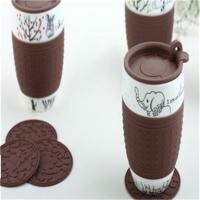 Buy cheap Chocolate color cup cover/ bowl cover for cool boy from wholesalers