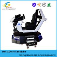 Wholesale Dynamic 9D Car Driving VR Racing Simulator With 34 Inch Display Screen from china suppliers