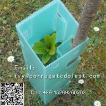 Buy cheap UV Resistance PP Correx Plastic Sheet Corflute Sheet Tree Guard from wholesalers