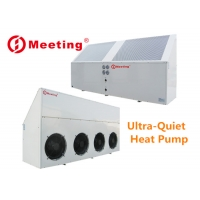 Buy cheap Meeting MD100D-2 Low Noise Floor Heating Air Source Heat Pump With Temperature Compensation Function product