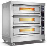 Buy cheap 3 Layer Biscuit Cake Oven from wholesalers