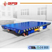 China China Professional Manufacture Aluminium Ingot Transfer Rail Transport Carriage on sale