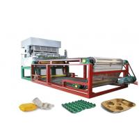 Buy cheap Custom Made Light Industry Projects Egg Tray Production Line 149.75kw from wholesalers
