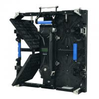 Buy cheap Stage LED Screen Rental / Indoor Outdoor Screen Hire Magnetic Front Maintenance from wholesalers