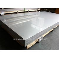 Various Finish Cold Rolled Stainless Steel Plate Thickness 0.1mm - 6mm Size 4 X 8