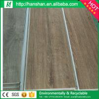 Click lock laminated Coating UV pvc flooring for home Manufactures
