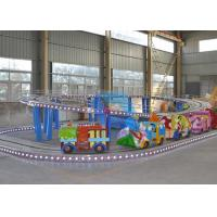 Buy cheap Mini Indoor Roller Coaster , Mini Shuttle Rides With Gorgeous Lights from wholesalers