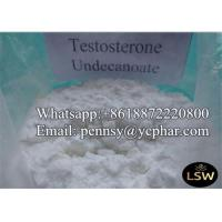 Buy cheap Injectable Raw Pharmaceutical Material  Powder Testosterone Undecanoate CAS 5949-44-0 for Buiding Muscle from wholesalers