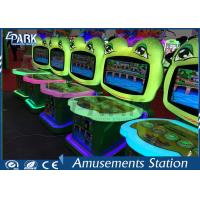 Buy cheap HD LCD Screen Kids Coin Operated Game Machine Texture Plastic Button from wholesalers
