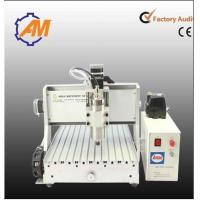 Buy cheap AMAN3040 3d cnc metal engraving machine from wholesalers