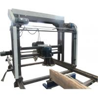 Buy cheap Timber Cutting Double Blade Circular Saw Portable Swing Blade Sawmill from wholesalers