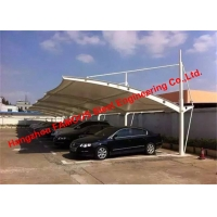 Buy cheap America US Standard Certified Membrane Structural Car Parking Carport from wholesalers
