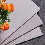 Buy cheap Pure Color Anti Skid Bathroom Floor Tiles Polished / Matt Full Body Porcelain Tile from wholesalers